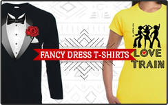 Fancy Dress T-Shirts