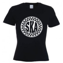 Ska Circle Logo Women's T-Shirt