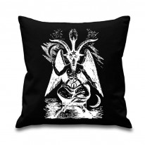 Goat Of Mendes Baphomet Cushion