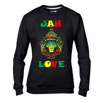 Jah Love Reggae Women's Sweatshirt Jumper