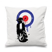 Mod Target Scooter Cushion