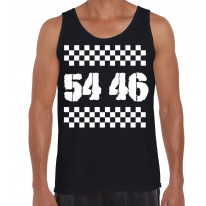 54 46 Was My Number Ska Men's Tank Vest Top