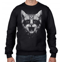 Heavy Metal Pussycat Men's Sweatshirt Jumper