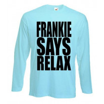 Frankie Says Relax Long Sleeve T-Shirt