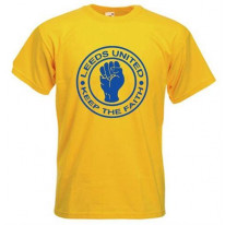 Leeds United Keep The Faith T-Shirt