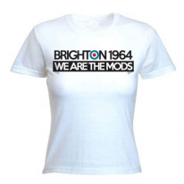 Brighton 1964 We are The Mods Women's T-Shirt