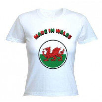 Made In Wales Women's T-Shirt