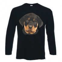 Rottweiler Puppy Long Sleeve T-Shirt