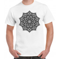 Mandala Tattoo Design Men's T Shirt