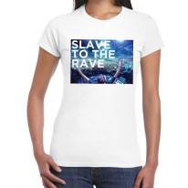 Slave To The Rave Women's T-Shirt