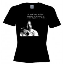 Martin Luther King Women's T-Shirt