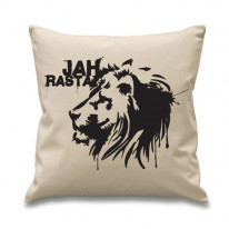 Jah Rasta Sofa Cushion