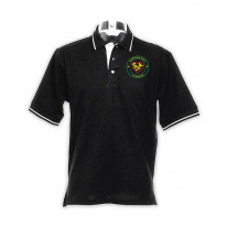 Northern Soul All Nighter Heart Logo Polo Shirt
