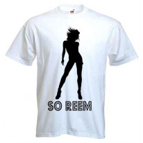Only Way Is Essex So Reem T-Shirt