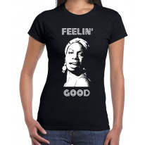 Nina Simone Feelin' Good Women's T-Shirt