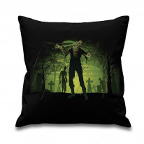 Zombie Graveyard Scatter Cushion