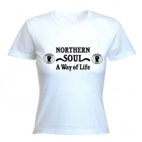 Northern Soul A Way Of Life Women's T-Shirt