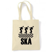 Ska Dancers Shoulder Bag