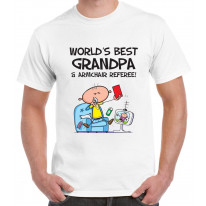 Worlds Best Grandpa Men's T-Shirt