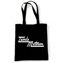 Tamla Motown Records Across Logo Shoulder Bag