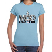 Mod A Way Of Life Women's T-Shirt