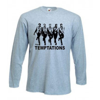 The Temptations Long Sleeve T-Shirt