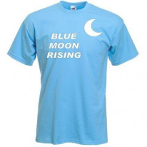 Blue Moon Rising Manchester City T-Shirt