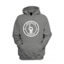 Northern Soul Number One Logo Pouch Pocket Hoodie