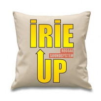 Irie Up Reggae Sound System Cushion