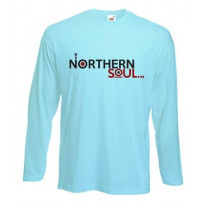 Northern Soul Arrows Logo Long Sleeve T-Shirt
