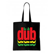 Dub Reggae Logo Tote \ Shoulder Bag