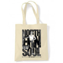Northern Soul Keep The Faith Photos Shoulder Bag