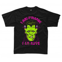 I Am Frank Frankenstein kids Children's T-Shirt