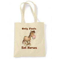 Only Fools Eat Horses Shopping Bag