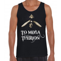 Aleister Crowley To Mega Therion Men's Tank Vest Top