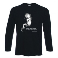 George Bernard Shaw Quote Long Sleeve T-Shirt