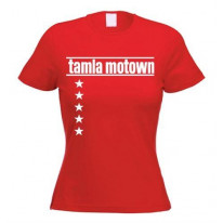 Tamla Motown Records Women's T-Shirt