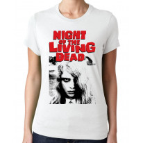 Night Of The Living Dead Zombie Women's T-Shirt