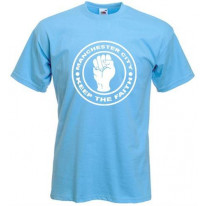 Manchester City Keep The Faith T-Shirt