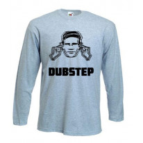 Dubstep Hearing Protection Long Sleeve T-Shirt
