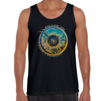 Follow Me I Know A Shortcut Hipster Men's Tank Vest Top