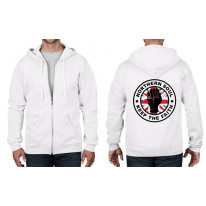 Northern Soul Union Jack Full Zip Hoodie