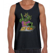 Zombie Dj Men's Vest Tank Top