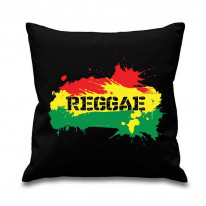 Reggae Splash Scatter Cushion