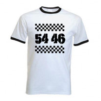 54 - 46 Toots & The Maytals Contrast Ringer T-Shirt