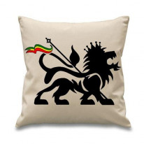 Lion Of Judah Reggae Cushion