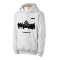 Banksy Have A Nice Day Hoodie