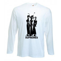 Diana Ross &The Supremes Long Sleeve T-Shirt