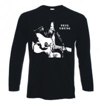 Neil Young Long Sleeve T-Shirt