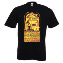 Aleister Crowley Stele Of Revealing T-Shirt